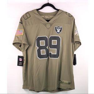 Nike Tops - Nike NFL Raiders Jersey Amari Cooper #89
